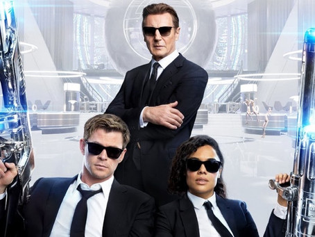 """""""Men In Black: International""""?  I'll take the Neuralizer, please...and a refund"""