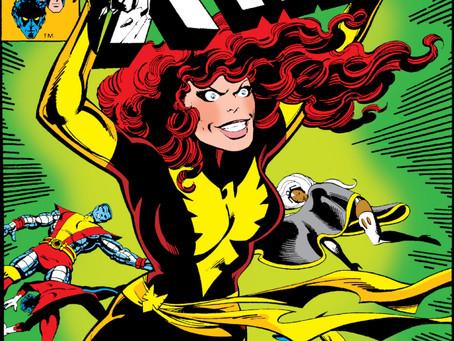"MOVIE TIE-IN: The inspiration for ""X-Men: Dark Phoenix"": ""Uncanny X-Men #129-138"""