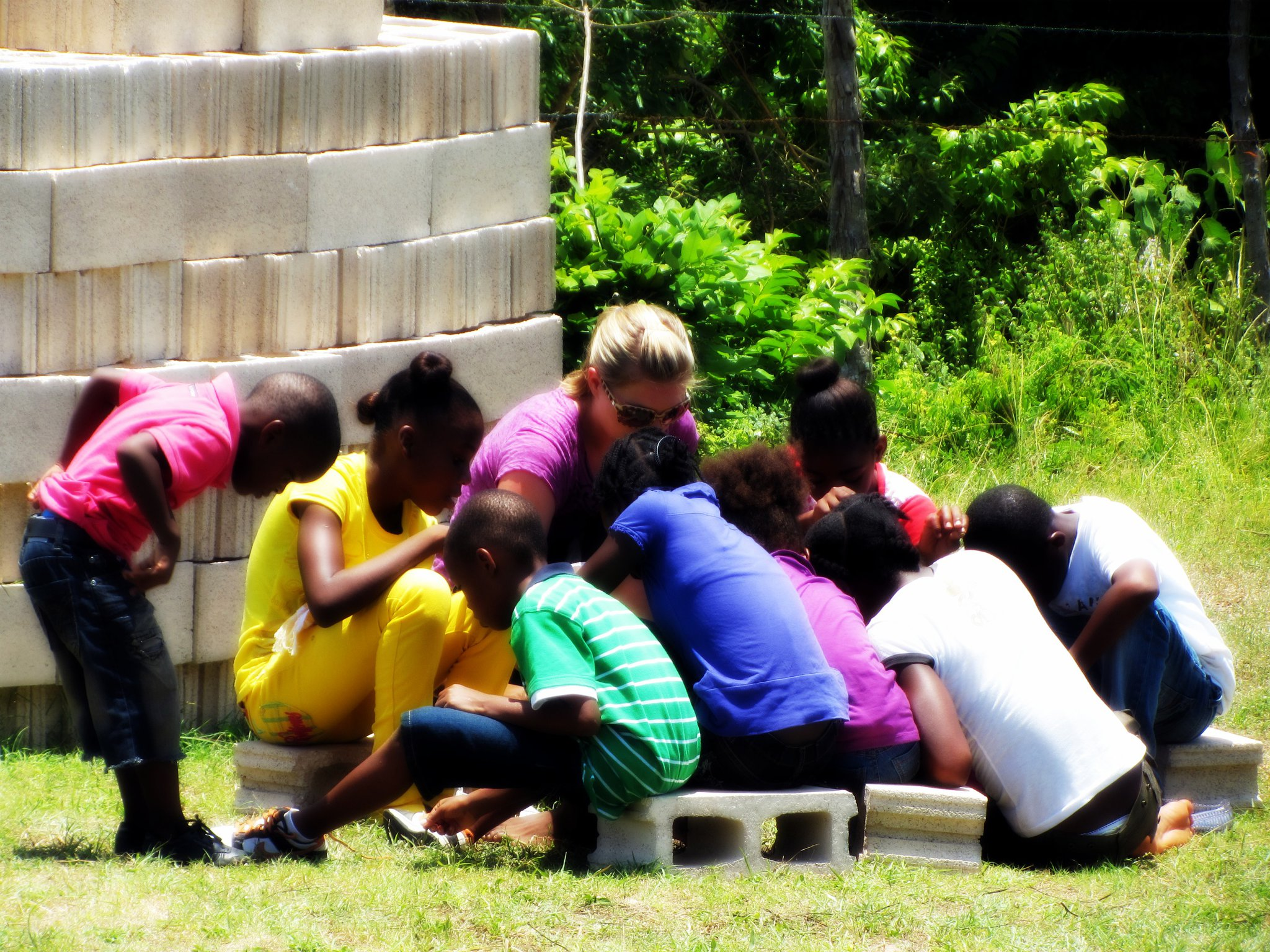Jamaica Children's Ministry