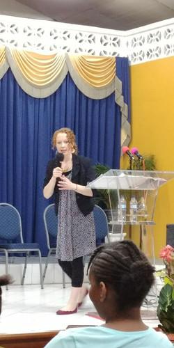 lindsey preaching