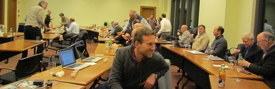 HVSF member meeting