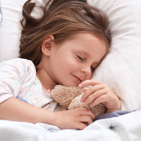 How To Help Your Child Develop Healthy Sleeping Patterns