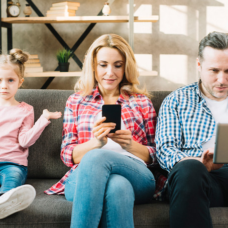How Technoference Impacts Modern Families