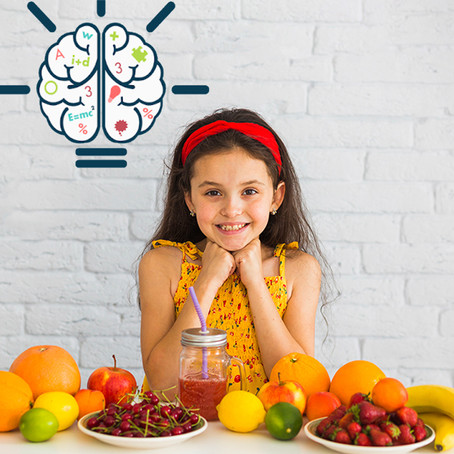 7 Best Foods for the Development of A Healthy Brain