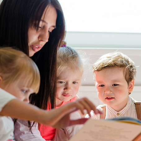 How To Choose The Right Child Care Centre