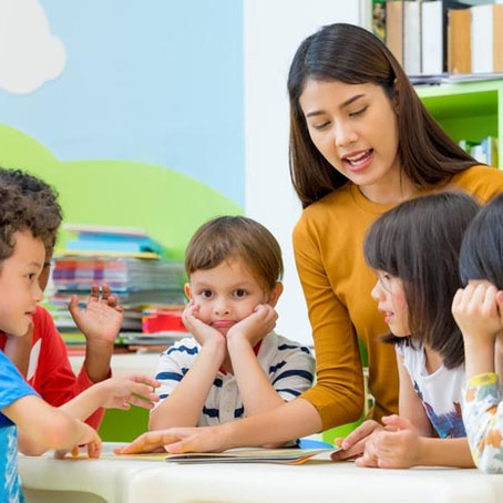 What Makes A Good Childcare Centre?