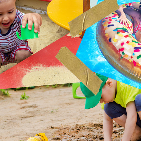 5 Benefits Of Sand And Water Play In Child Care