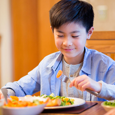A Guide to Right Nutrition for Your Child's Healthy Bones