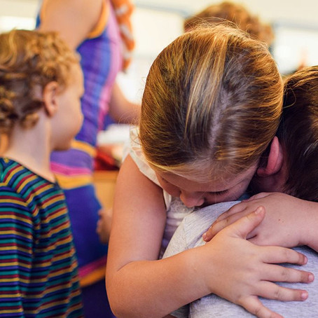 How a Childcare Centre Inculcates Empathy in Your Kids