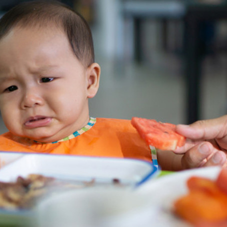 Childcare Hacks For Fussy Eaters
