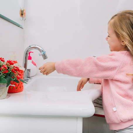 The Ins And Outs of Toilet Training