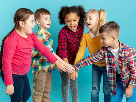 Why It's Important For Your Child To Form Friendships With His Peers At An Early Age
