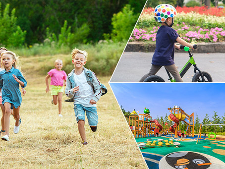 5 Activities You MUST Get Your Child Involved In This Summer