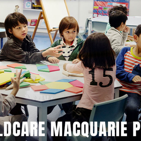 Why Childcare Macquarie Park Is Much Preferable?