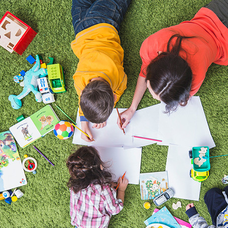 How To Encourage Your Child To Explore Their Creative Potential