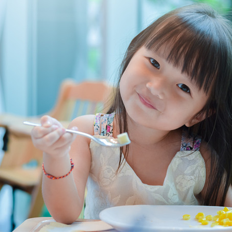 How Poor Nutrition Can Slow Down Your Child's Mental Development