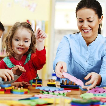 How A Childcare Centre Is Your Child's First School