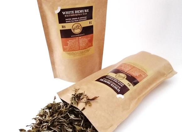 """Baltoji arbata iš Himalajų """"White demure"""""""