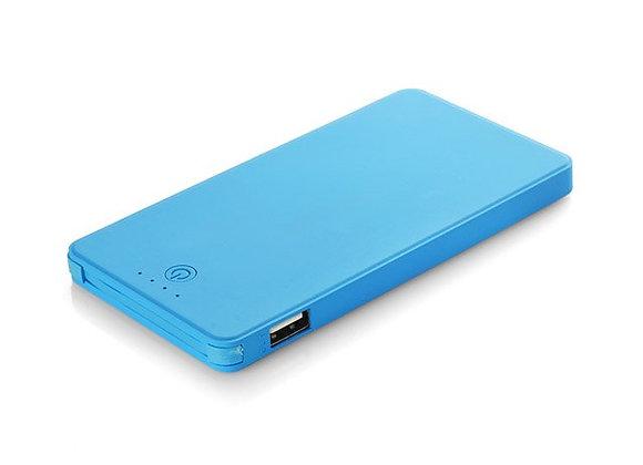 Įkroviklis - baterija VIVID 4000mAh šv. mėlyna sp.