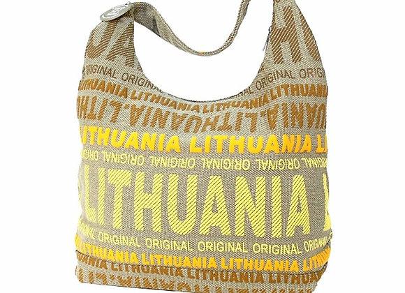 Rankinė su petneša LITHUANIA