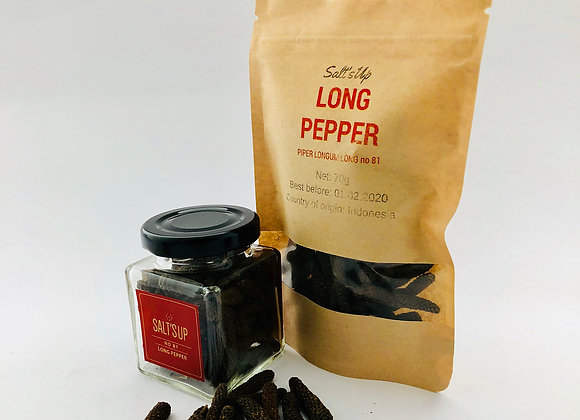 "Ilgieji pipirai ""Long pepper"""