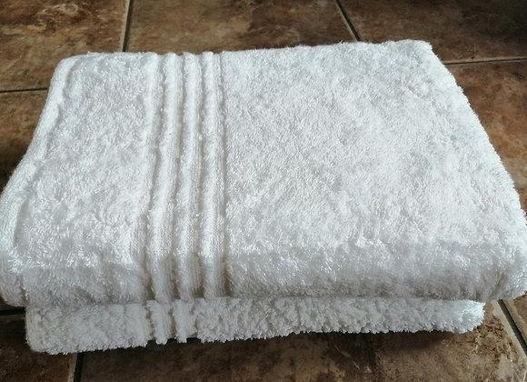 ECO rankšluosčiai, balti