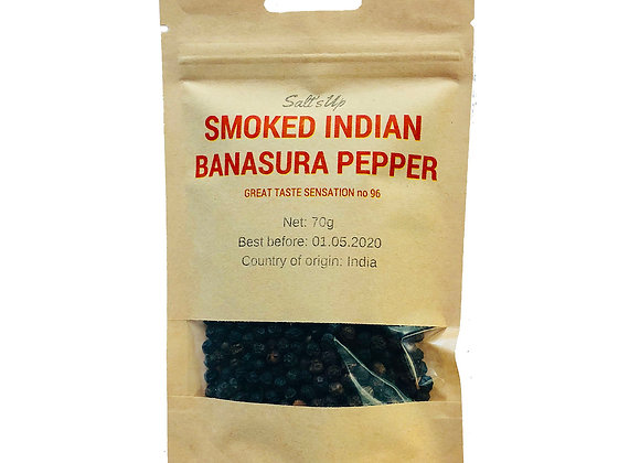 Rūkyti Indijos Banasura pipirai