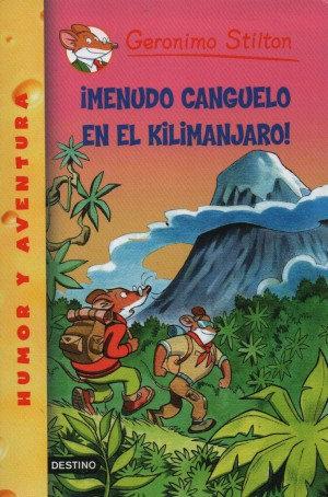 Gerónimo Stilton #26 Kilimanjaro