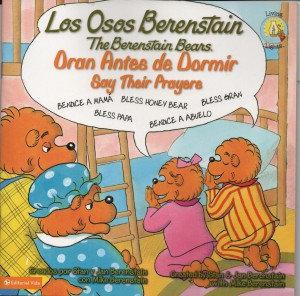 Los Osos Berenstain.- Oran antes de dormir