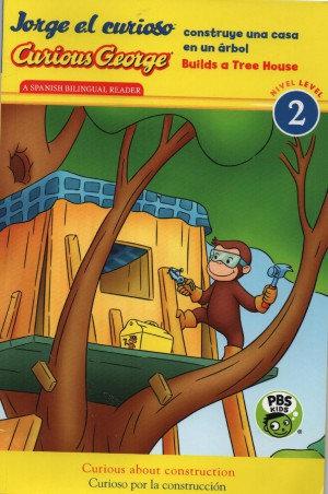 Jorge el curioso Casa de árbol