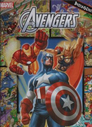 Los Avengers Busca y Encuentra