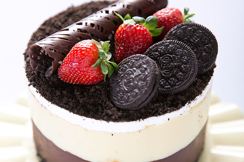 Torta de Oreo