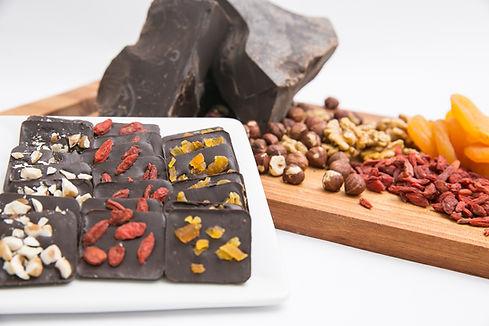 Barras Chocolate 70% Cacau