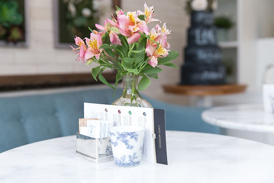 Vaso de Flor Café