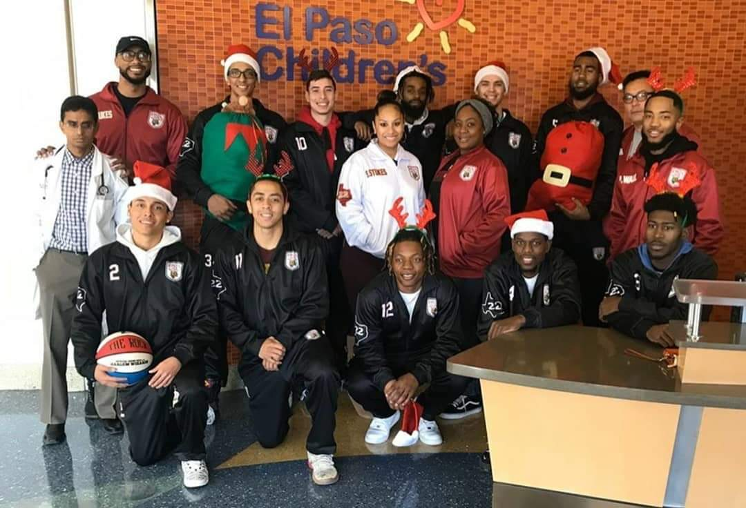 El Paso Children's Hospital Visit
