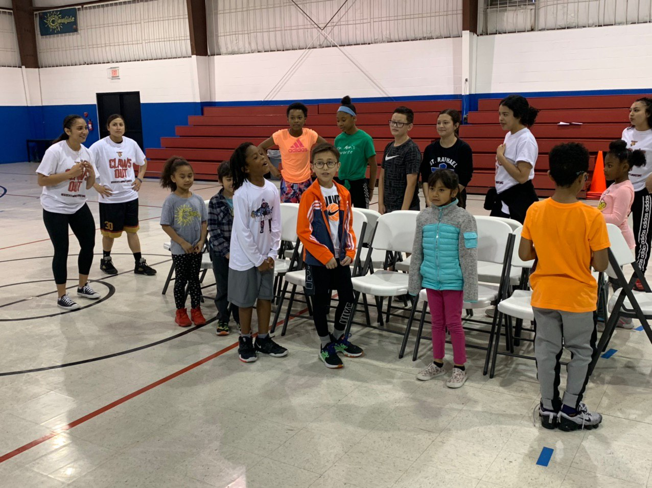 Stay Fit Spring Camp