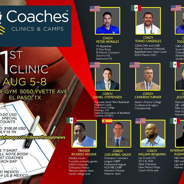 International Coaches Clinic