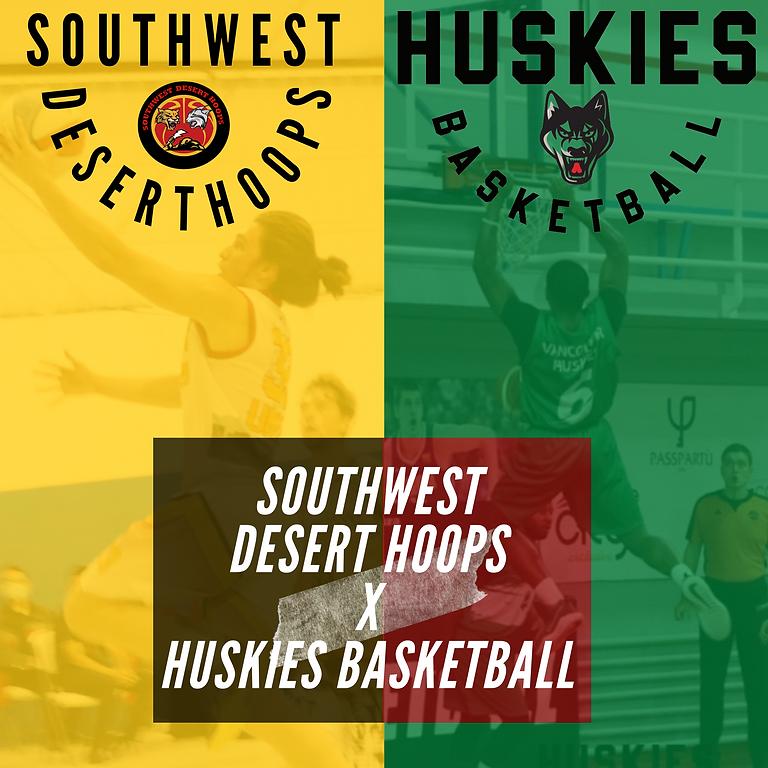 Huskies Basketball Combine