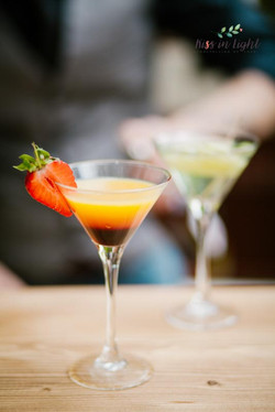 Fruity Martini Cocktails