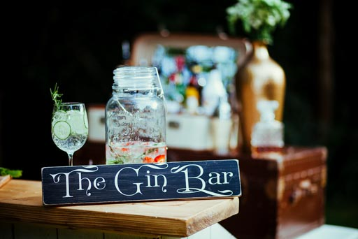 Gin Bar Hire