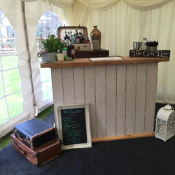 Gin Bar to Hire Parties