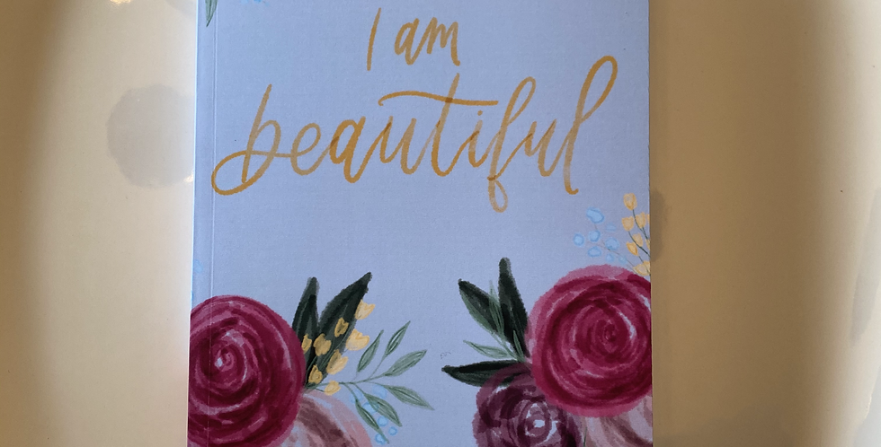 """I Am Beautiful"" Journal"