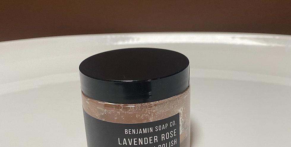 Lavender Rose Body Polish