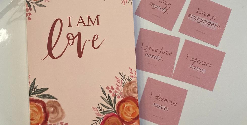 """Love Magnet"" Journal Set"