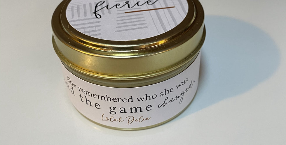 """The """"Fierce"""" Candle-The Goddess Collection"""