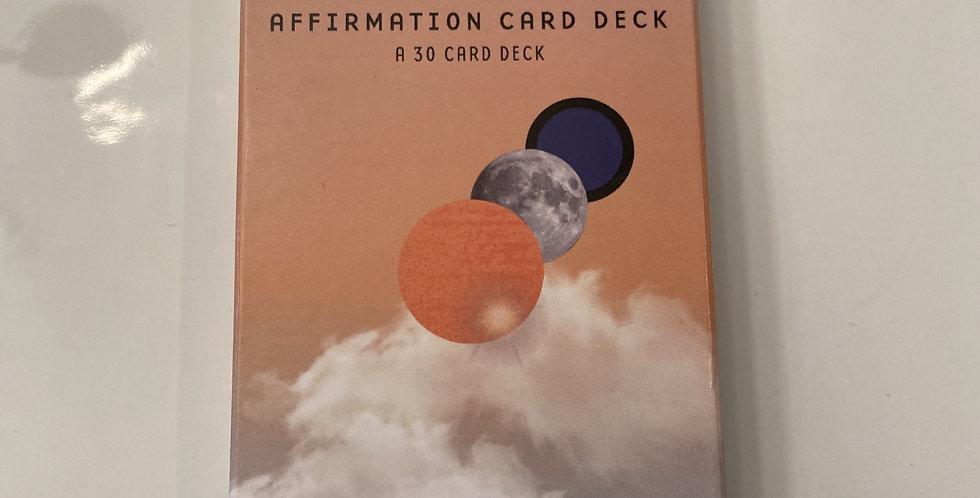 """I am Everything"" Affirmations Deck"