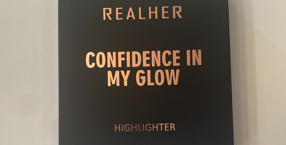 """""""Confidence in my Glow"""" Highlighter"""