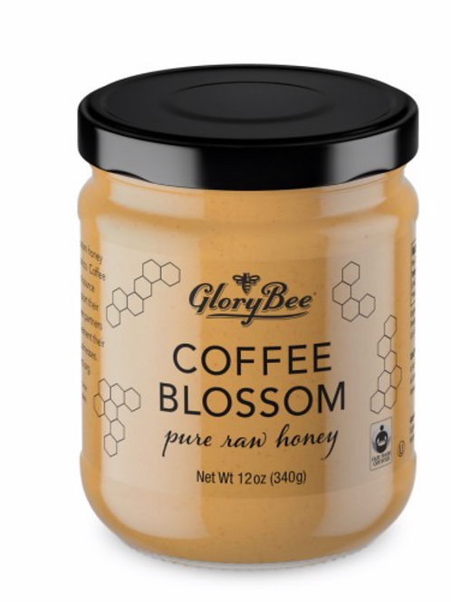 Coffee Blossom Pure Raw Honey