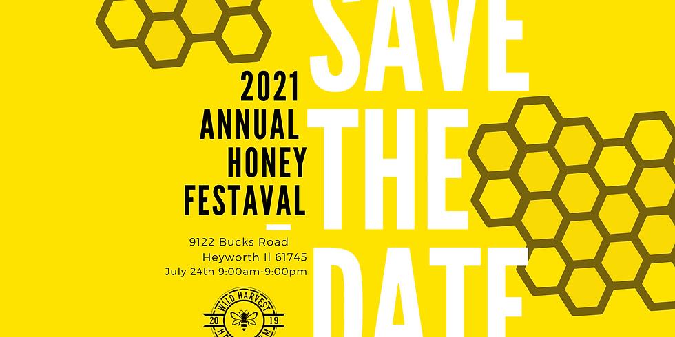 July 24th annual honey festival