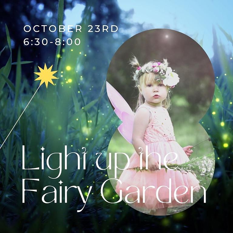Light the Fairy Garden